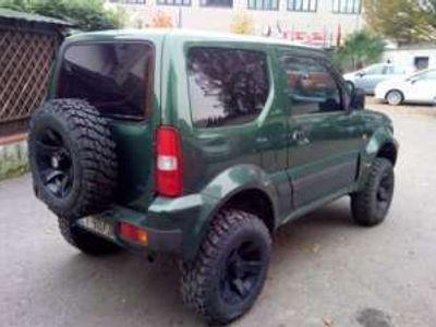 """usata Suzuki Jimny 1.3i 16V cat 4WD """"OFF ROAD"""" Clima"""