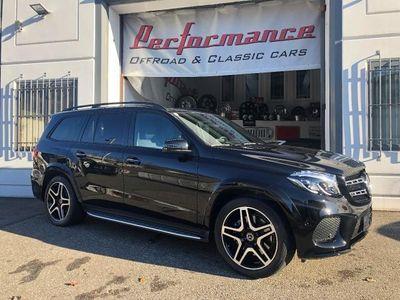 usata Mercedes GLS350 d PREMIUM PLUS AMG NOLEGGIO