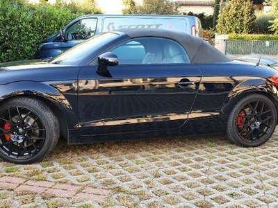 usata Audi TT Roadster 2.0 TFSI S tronic scarico sport