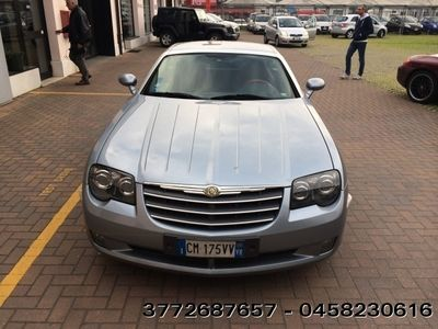 usata Chrysler Crossfire 3.2 cat