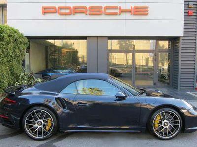 usata Porsche 911 Turbo S 991 3.8 Cabriolet