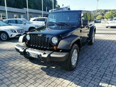 usata Jeep Wrangler Unlimited Plus
