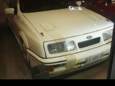 used Ford Sierra RS gruppo N. ex zordan e Marchetti