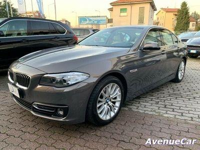 usata BMW 530 d xDrive Luxury BERLINA EURO 6B IVA ESPOSTA FULL