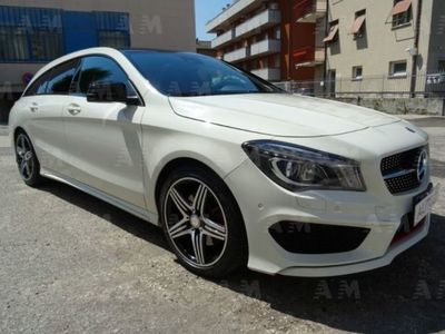 used Mercedes CLA250 Shooting Brake 4Matic Automatic Supersport usato