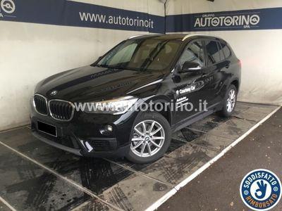 usata BMW X1 X1SDRIVE18D ADVANTAGE