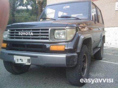 usata Toyota Land Cruiser ii 2.4 turbodiesel sw lj70 vx diesel
