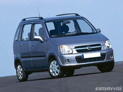 usado Opel Agila 1.2 16v gpl benzina