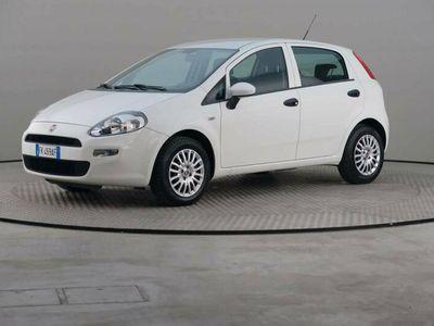 usata Fiat Punto 1.4 Easypower Street 77cv Eu6 GPL
