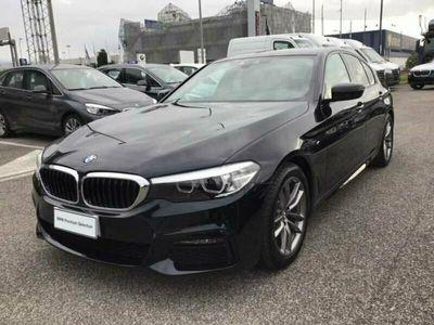 usata BMW 520 Serie 5 d xdrive Msport auto