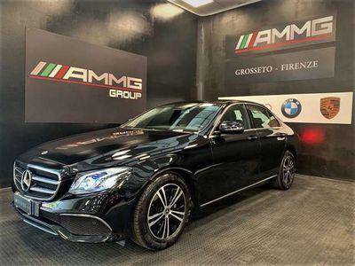 usata Mercedes E200 Auto Sport (543) GR