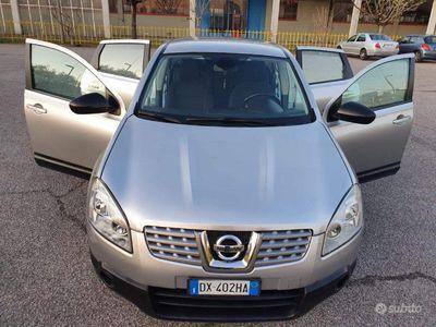 usata Nissan Qashqai 1.5 diesel euro 4 fap perfetta
