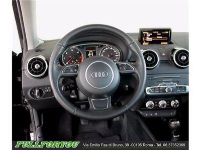 usata Audi A1 1.4 TDI ultra Sport 2015 MANUALE NAVI PDC VOLANTE