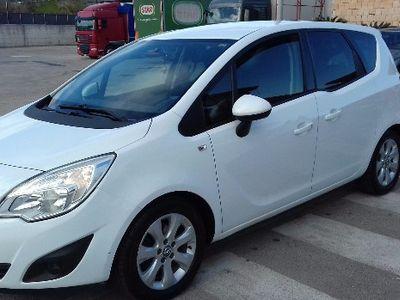 gebraucht Opel Meriva 1.3 cdti ecoflex 95 cv elective