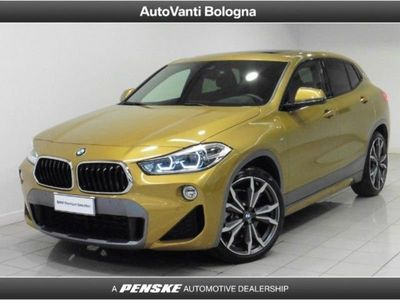 używany BMW X2 xDrive 20d Msport-X