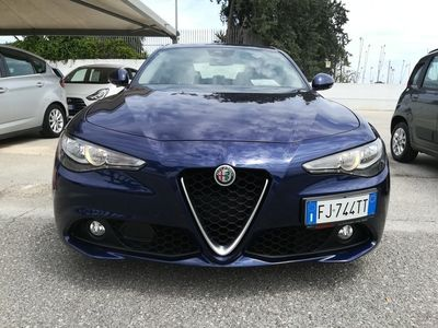 usata Alfa Romeo Giulia Giulia (2016)2.2 Turbodiesel 150 CV AT8 Business Berlina [USATO]
