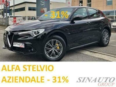 usata Alfa Romeo Stelvio 2.2 T. EXECUTIVE Q4 210CV AT8