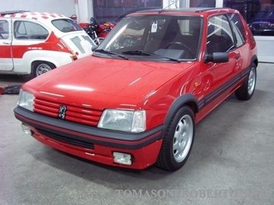 usata Peugeot 205 1.9 3 porte GTI 130cv rif. 11549318