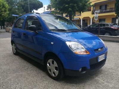 usata Chevrolet Matiz 800 SE Planet GPL Eco Logic