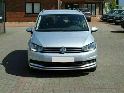 usata VW Touran 1.6tdi 115 Cv Comfortline Bluemotion Navi/clima