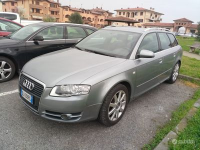 usata Audi A4 Avant 2.0 TDI S-Line euro 4 FAP
