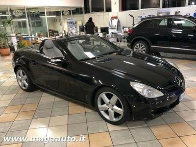 usata Mercedes SLK200 Kompressor cat rif. 12671891