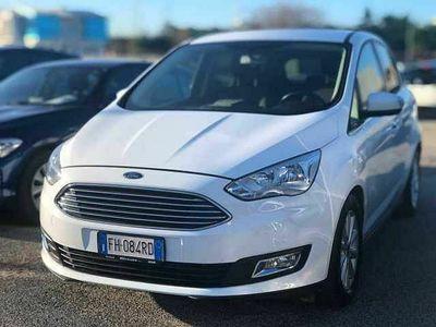usata Ford C-MAX 1.5 TDCi 120CV Start&Stop Titanium X del 2017 usata a Roma
