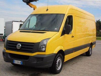 brugt VW Crafter 35 2.0 BiTDI 143CV PL-TA Furgone SUPERLUNGO