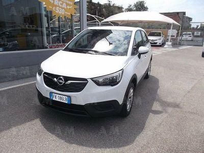 usata Opel Crossland X ECOTEC diesel 8V 120 CV Start&Stop Advance del 2017 usata a Prato