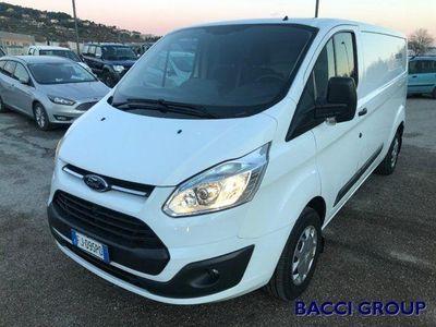 gebraucht Ford Custom Transit290 2.0 TDCi 125 PL Furgone Trend