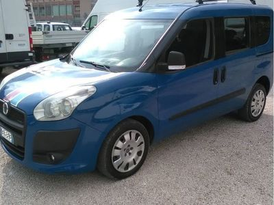 usata Fiat Doblò 2.0 mjet 135 cv 5 posti 2010 EURO 5