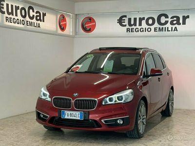 usata BMW 220 D Xdrive 190cv A.T Luxury 09/2015 Euro 6B