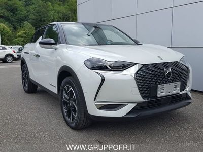 usata DS Automobiles DS3 DS 3 Crossback PureTech 130 aut. So Chic