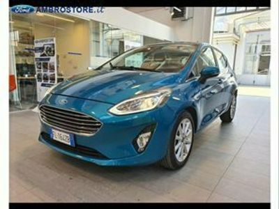 usata Ford Fiesta Titanium