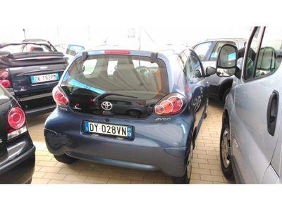 usata Toyota Aygo 1.0 12V VVT-i 3 porte Sol rif. 7243776