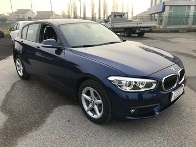 usata BMW 114 d 5p. Urban - INTERNI IN PELLE -