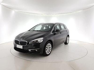 usata BMW 220 SERIE 2 ACTIVE TOURER d act.tourer Luxury my17