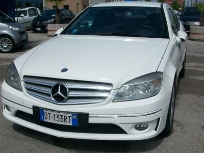 usata Mercedes CL220 CDI Chrome