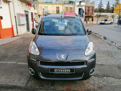 usata Peugeot Partner Tepee Mix 1.6 8V HDi 92 FAP 5POSTI *AUTOVETTURA*