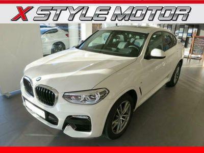 usata BMW X4 xDrive20d Msport-navi professional-tetto-head up