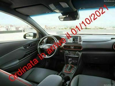 usata Hyundai Kona 1.6 CRDI 115 CV Hybrid 48V iMT XLine
