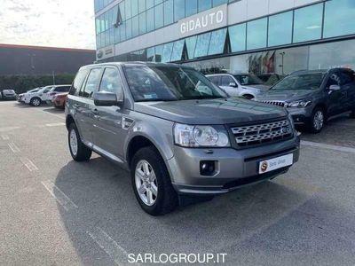 """usata Land Rover Freelander 2.2 Sd4 190 """"S"""" Auto"""