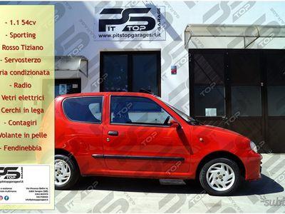 usado Fiat Seicento 1.1 54cv Sporting - Neopatentati