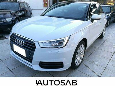 usata Audi A1 SPB 1.6 TDI 116 CV Bi Color Lega Aziendale