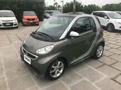 usata Smart ForTwo Cabrio FORTWO CABRIO 800 40 kW passion cdi