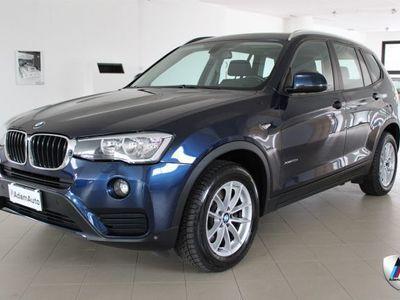 usado BMW X3 xDrive 20d Business aut.