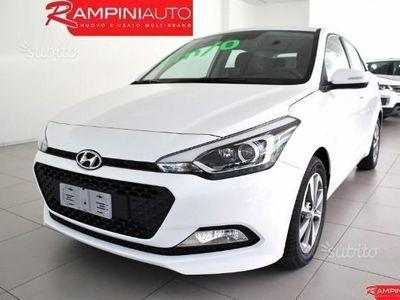brugt Hyundai i20 1.2 B. 84 CV Km Zero 5 ANNI DI GARANZI