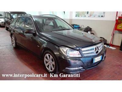 usado Mercedes C220 CDI S.W. Blue EFFICIENCY Executive GAR 24 MESI