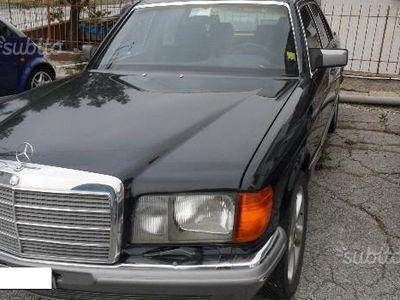 usata Mercedes 380 sew126) - 1981