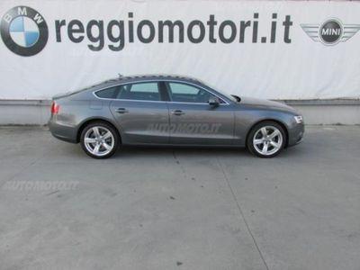 usata Audi A5 Sportback 2.0 TDI 177 CV multitronic Advanced del 2014 usata a Reggio nell'Emilia